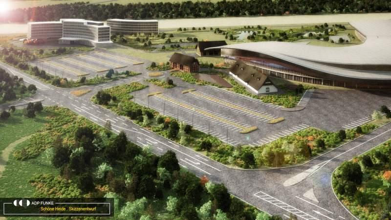 Schöne Heide Wolfsburg (in Planung)